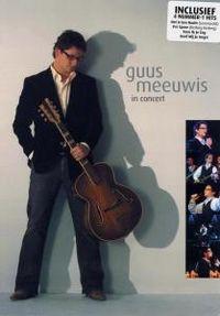 Cover Guus Meeuwis - In Concert [DVD]